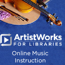 artist works, free online music classes